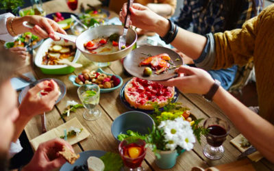 "Creating a New ""Normal"" with Family Meals"