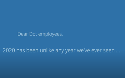 Dear Dot Employees, #ThankYou